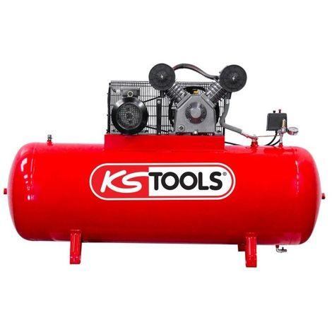 KS TOOLS 165.0707 Compresseur sur cuve 500L