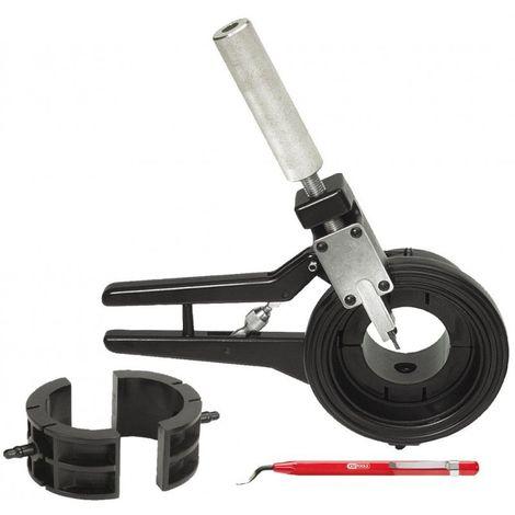 KS TOOLS 222.5000 CK 110 (Appareil seul), Appareil à chanfreiner et couper les tubes