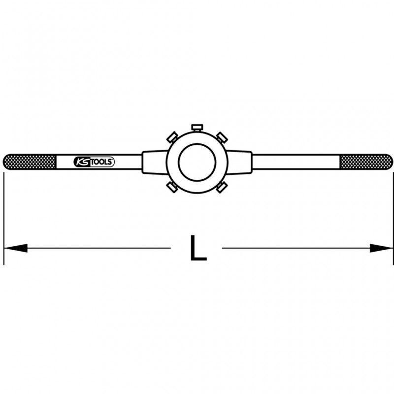 KS Tools filières-Support m4 5-m6
