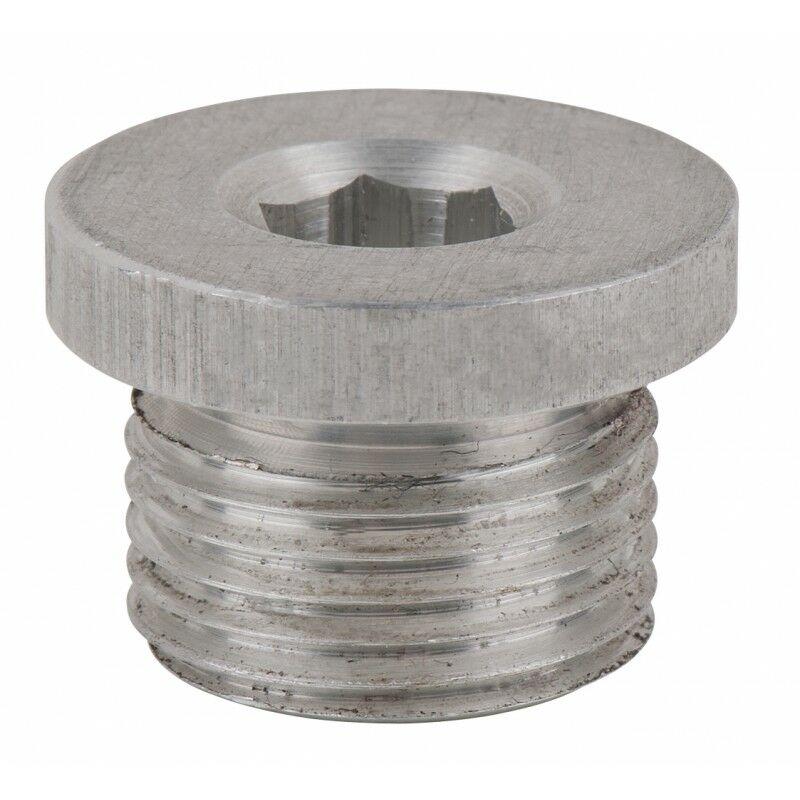 Bouchon de vidange M18 x 1,5 x 11 mm, 10 pièces pour Porsche