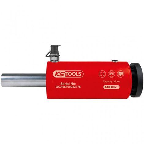 KS TOOLS 440.0026 Vis de force hydraulique, 32 T
