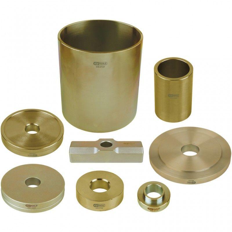 KS TOOLS 440.0155 Jeud'outils pour roulements de roues avant Renault/Nissan/Opel 745.73