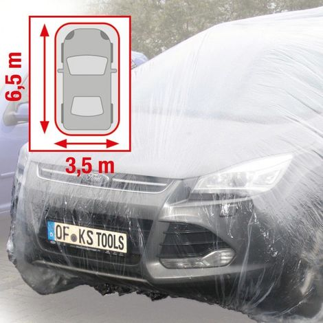 FORD ECOSPORT grêle Garage intégrale Taille M 432 x 165 x 119 cm Argent
