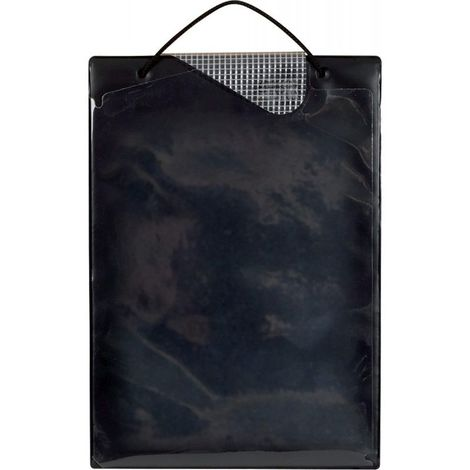 KS TOOLS 500.8096 Tablette de fiche de travaux Noire 15.66