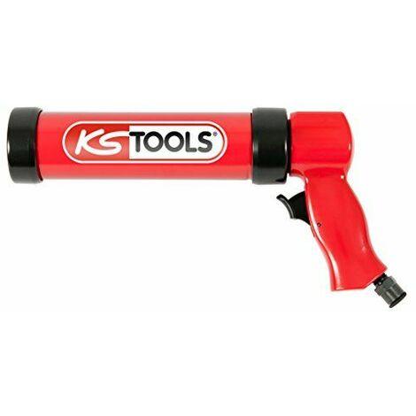 "main image of ""KS TOOLS 515.3920 Pistolet à silicone pneumatique 600ml"""