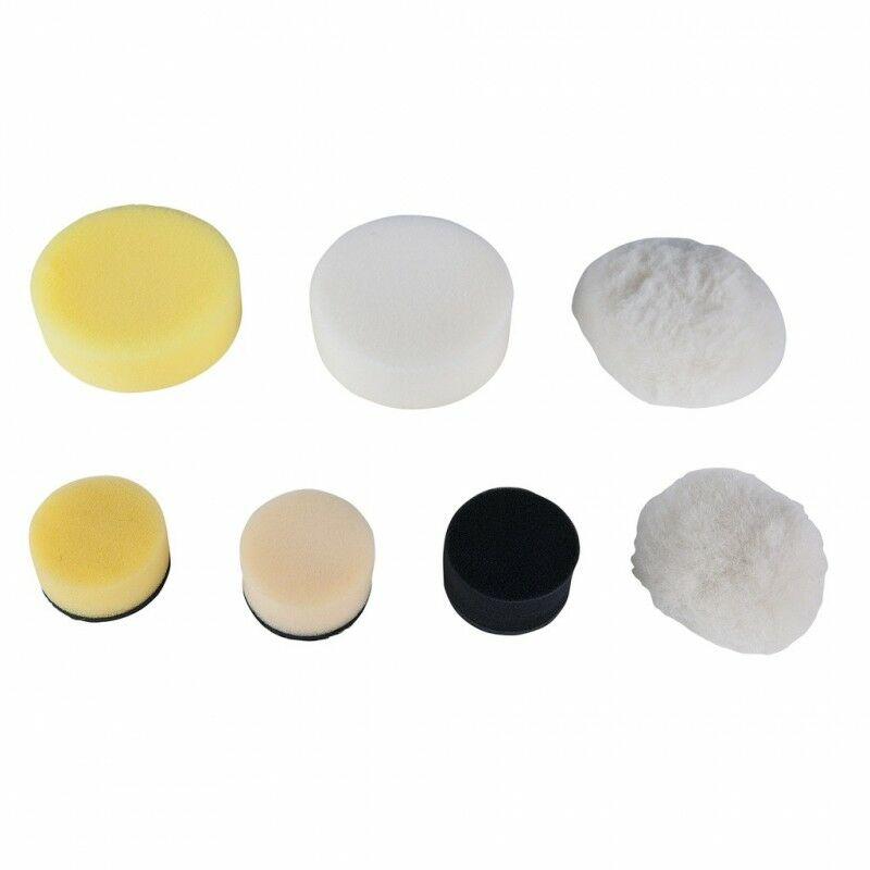 Tampons de nettoyage blanc, Ø 85,0mm pour 515.5120