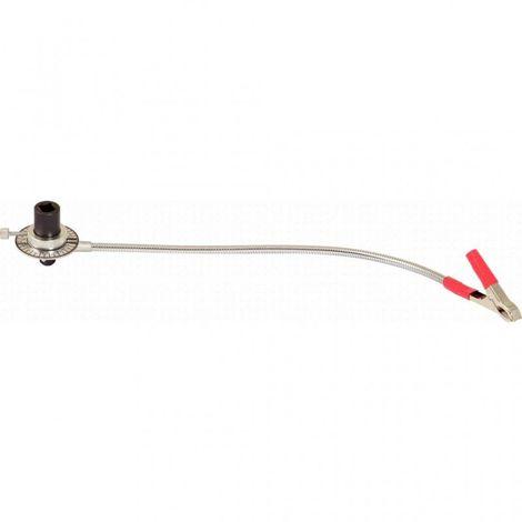 KS TOOLS 516.1195 Cl/é de serrage angulaire aimant 1//2
