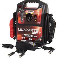 KS TOOLS 550.1820 Booster batterie PL poids lourd 12V/24V - 5000A/2500A