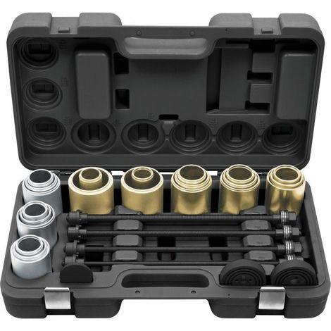 KS TOOLS 700.1550 Coffret d'outils pour le montage et le démontage des roulements, joints et bagues 698.55