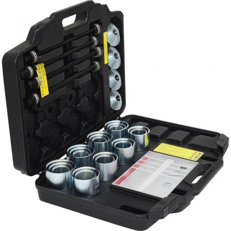 KS TOOLS 700.1700 Coffret d'outils pour le mont et le démontage des roulements joints bagues 36 pcs