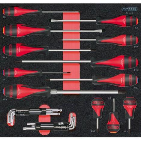 KS TOOLS 712.5028 Module de vissage, 28 pièces 139.25