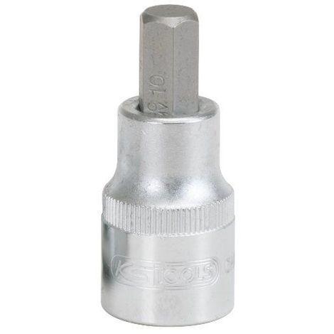 """Douille longue 6 pans 1//2/"""" métrique 27mm clé à cliquet qualité pro 27"""