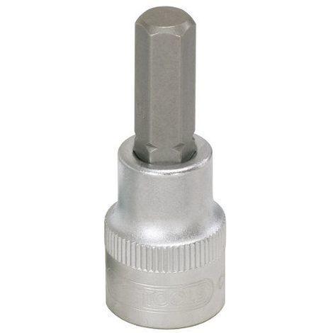 Chromemat Ks Tools 911.3865 Douille Tournevis 6 Pans 3//8-5 mm