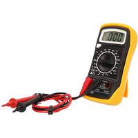KS TOOLS Digital Multimeter 200 V - 600 inkl. Prüfspitzen und Drehzahlmesser