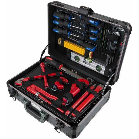 "KS Tools Ensemble d'outils 95 pcs 1/4"" + 1/2"" 911.0695"