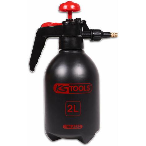 KS TOOLS KS Tools Druckzerstäuber - Pump-Sprühflasche - Handsprüher - Pflanzensprüher - Drucksprüher - 360° Grad verwendbar