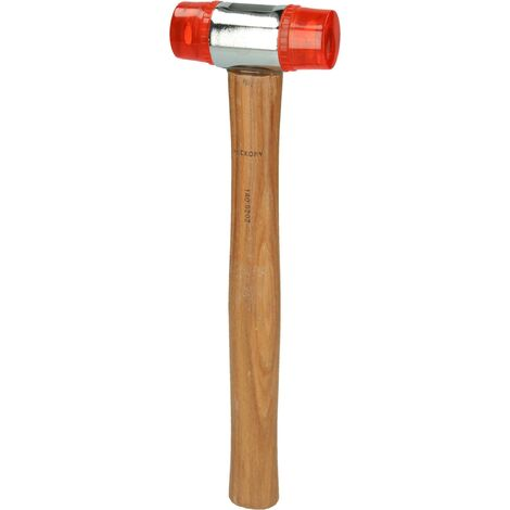 KS TOOLS Kunststoffhammer, 340g