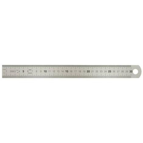 KS TOOLS Rulers - Semi-rigid - 300 mm - 300.0110
