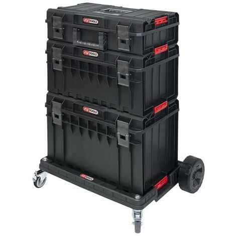 KS TOOLS SCM Box Set With Transport Trolley - 850.0377