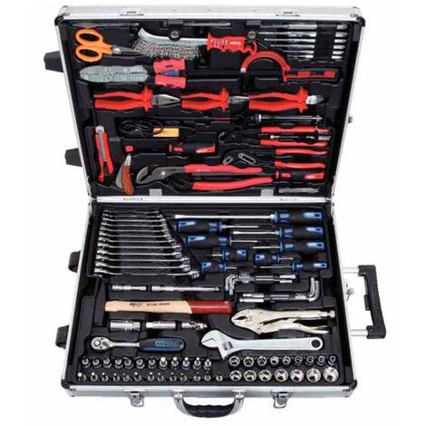 KS Tools Set de herramientas vasos y puntas CHROMEplus 172 piezas