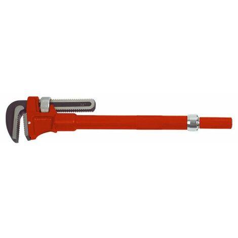 KS TOOLS Stillson Llave para tubos - 24 pulgadas - Telescópica - 114.1024