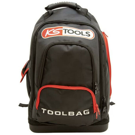KS TOOLS TOOLS TOOLBAG backpack - 18L - 850.0336