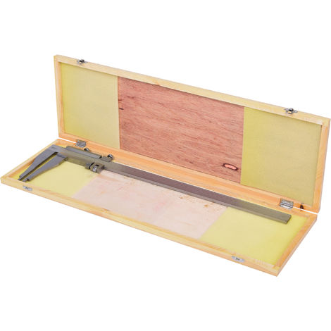 KS TOOLS Werkstatt-Messschieber ohne Spitzen, 0-400mm