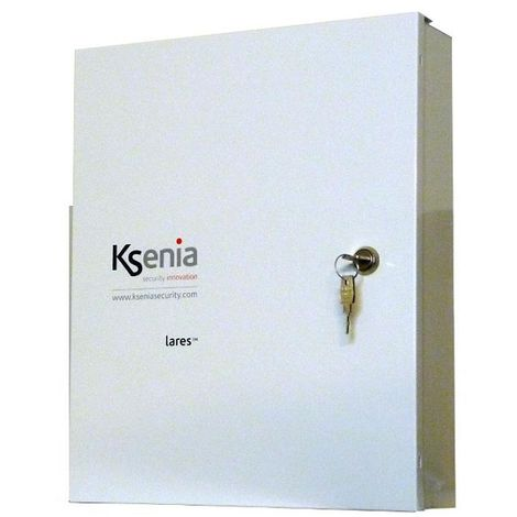 Ksenia LARES16IP Tresspass alarm central 16 INs - interface ethernet integrated