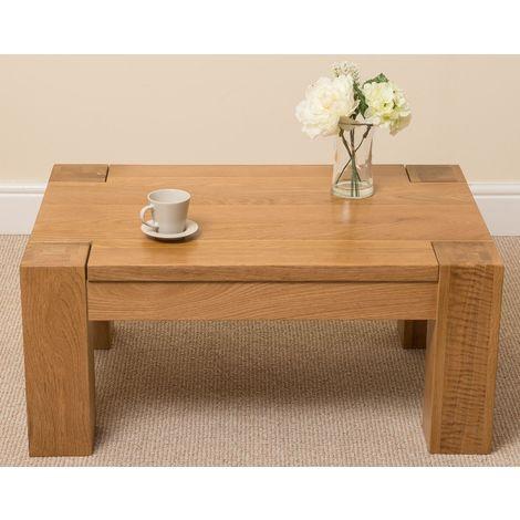 Kuba Solid Oak Coffee Table