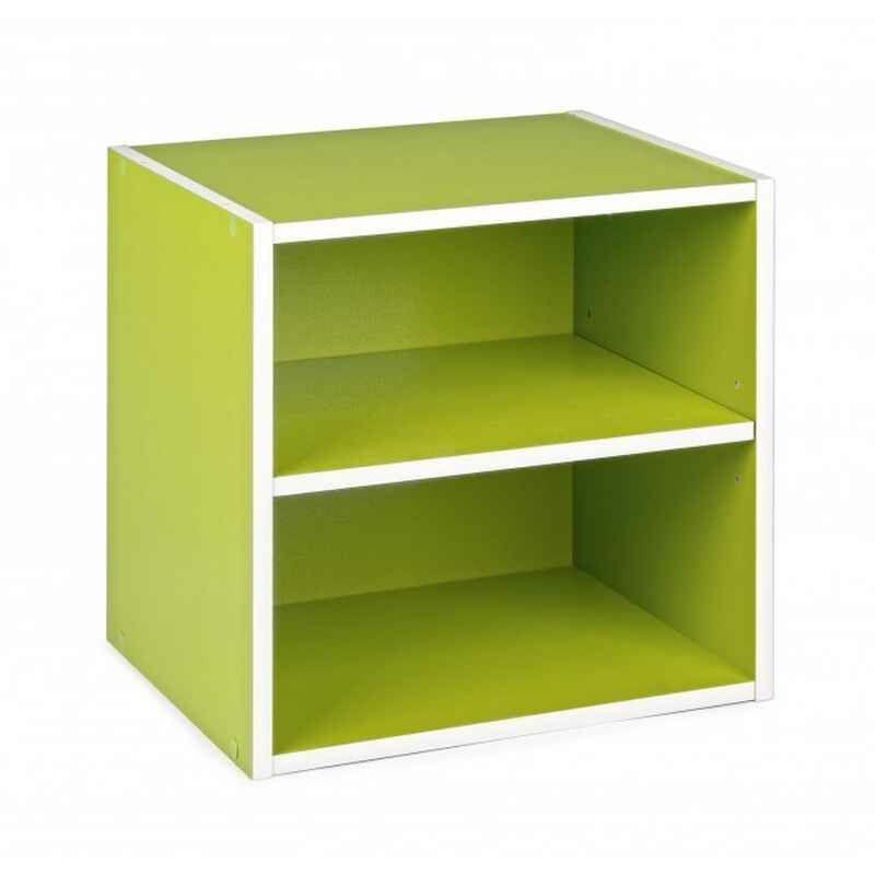 Kubus mit Ablage COMPOSITE Grün - Fashion Commerce
