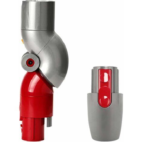 kueatily Adaptateur supérieur rapide 967762-01 pour aspirateur Dyson V7 V8 V10 V11