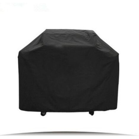 kueatily Housse Bache Barbecue, couverture imperméable au barbecue, couvercle de gril à gaz lourd 170 x 61 x 117 cm