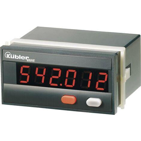 Kübler CODIX 542 10-30 V/DC Tachometer Codix 542 Q57495