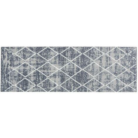 Küchenmatte Raute Küchenteppich Teppichläufer Küche Läufer Teppich Küchenläufer Wohnraummatte