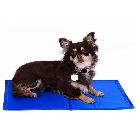 Kühlmatte für Haustiere, Hundekühlmatte, kühlende Haustiermatte, Größe wählbar