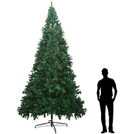 Weihnachtsbaum Künstlich 100cm.Künstlicher Weihnachtsbaum Xxl 400 Cm Grün