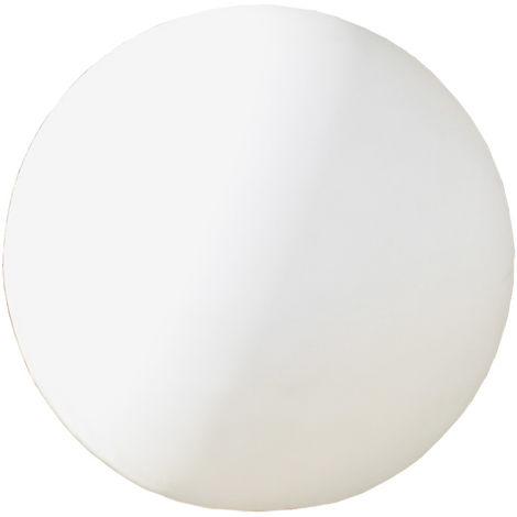 Kugelleuchte Gartenkugel GlowOrb white 45cm Ø E27 10477