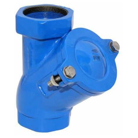 Kugelrückschlagventil Rückschlagventil Rp 1 1/2'' DN40 für Abwasserpumpen RSV Ball Check Valve