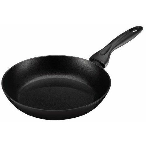 Kuhn Rikon Cucina Poêle à frire Anti-adhésif Noir 16 cm