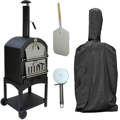 """main image of """"KuKoo Outdoor Pizza Oven & Cover"""""""