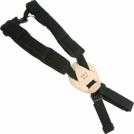 Kuny SP90 Padded Construction Braces 2 in Wid