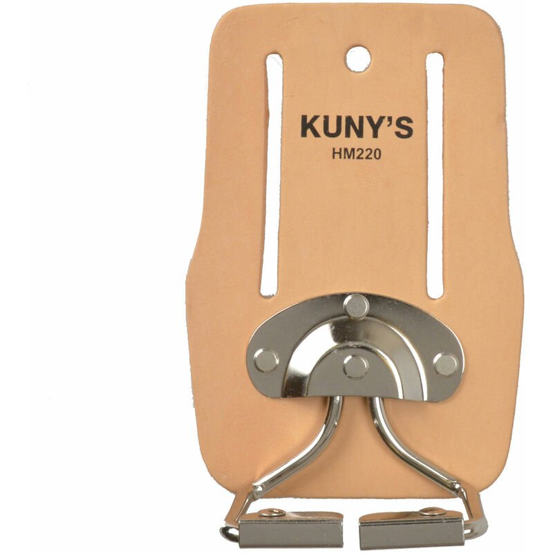 Image of Kuny's HM220 HM-220 Leather Snap in Hammer Holder