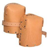 Kunys KP299 Heavy-Duty Leather Thick Felt Knee Pads