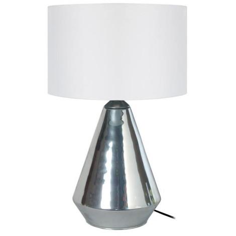Chromeblanc Soufflé Kuopio Poser Lampe 35x35x53 Cm A Verre rExBeWdQCo