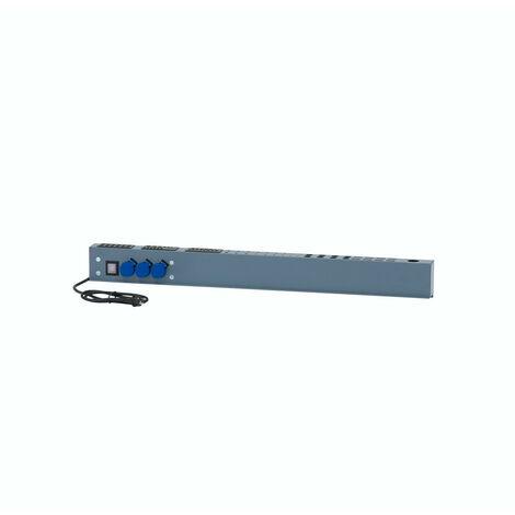 Kupper - Fuente de alimentación y soporte de herramientas para banco de trabajo de 120 cm