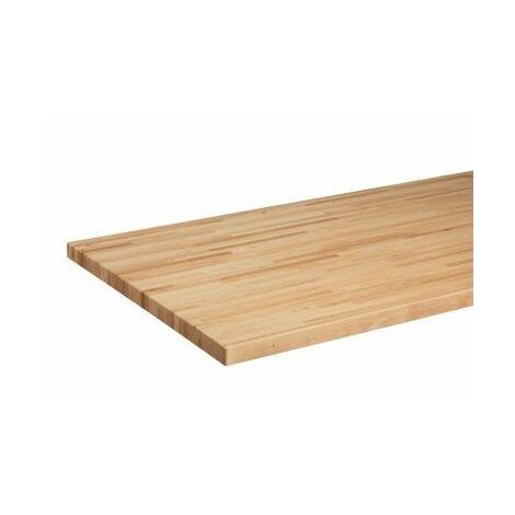 Kupper - Panel de madera maciza para banco de trabajo 60x60cm