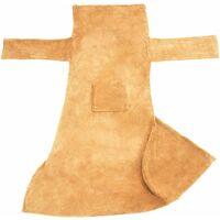 Kuscheldecke mit Ärmeln - Decke mit Ärmeln, Ärmeldecke, Decke zum Anziehen