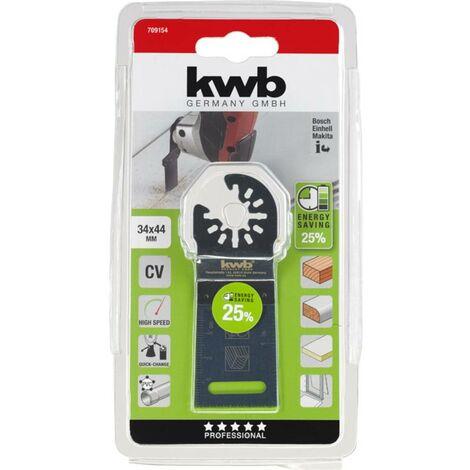 kwb 709154 Lame plongeante 34 mm 1 pc(s)