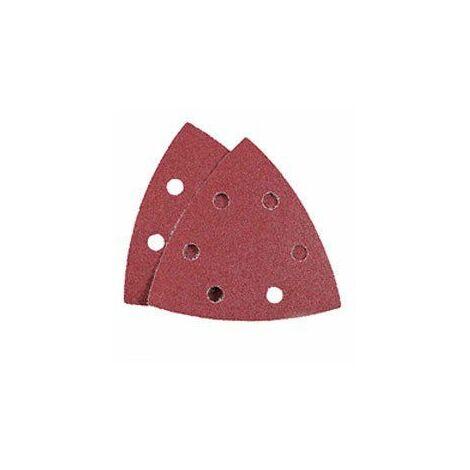 KWB à poncer Triangles en bois et métal-96mm-triangulaire pour ponceuse Bosch Delta 4928-12