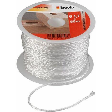 KWB Cordeau pour traceur, blanc - 922105